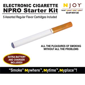 Welcome to the 21st Century - Electronic Cigarettes!!